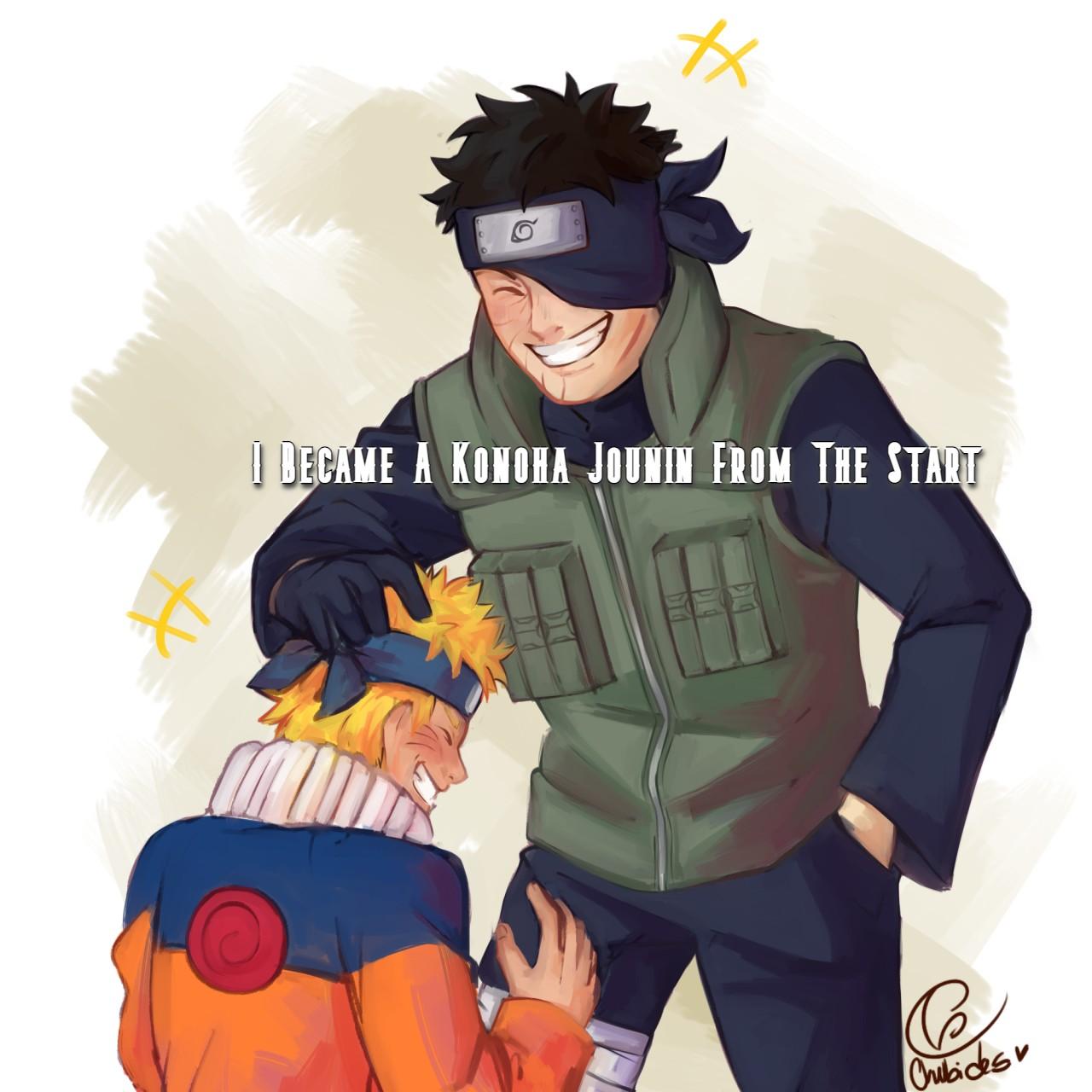 Fanfiction naruto and hana romance Naruto's Twin